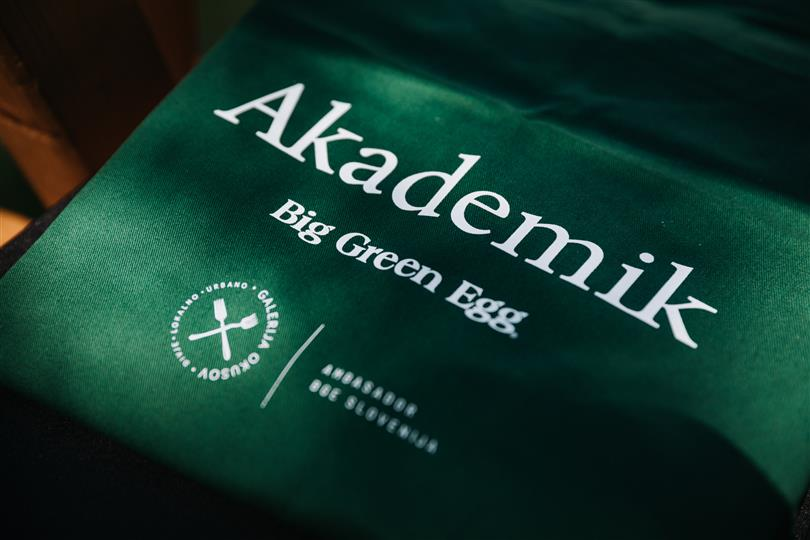 Big Green Egg - Akademija